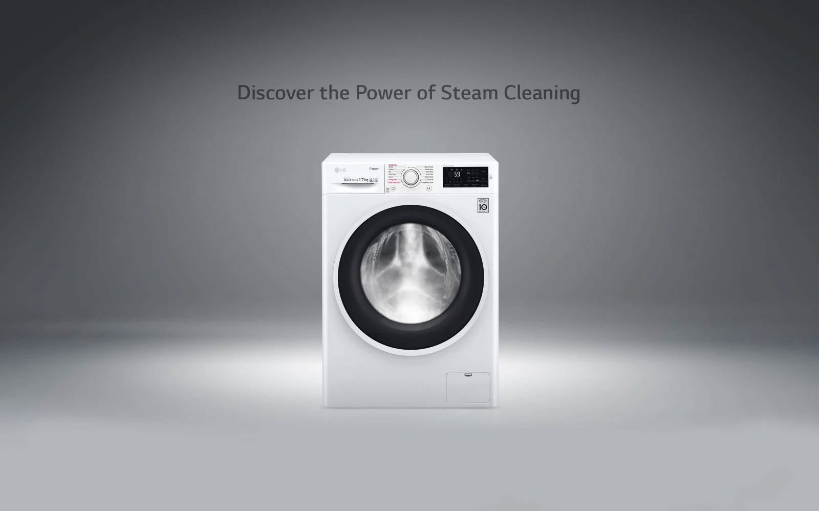 Discover the power of steam cleaning