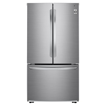 22.6 Cu.Ft, Multi Door Refrigerator, Plantinum Silver Color , Door Cooling+, Hygiene Fresh+, Inverter Linear Compressor1
