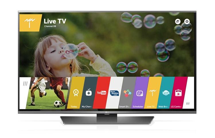 LG 32LF630T   تلفاز إل جي إل اي دي 32 بوصة LF630T - إل جي ...