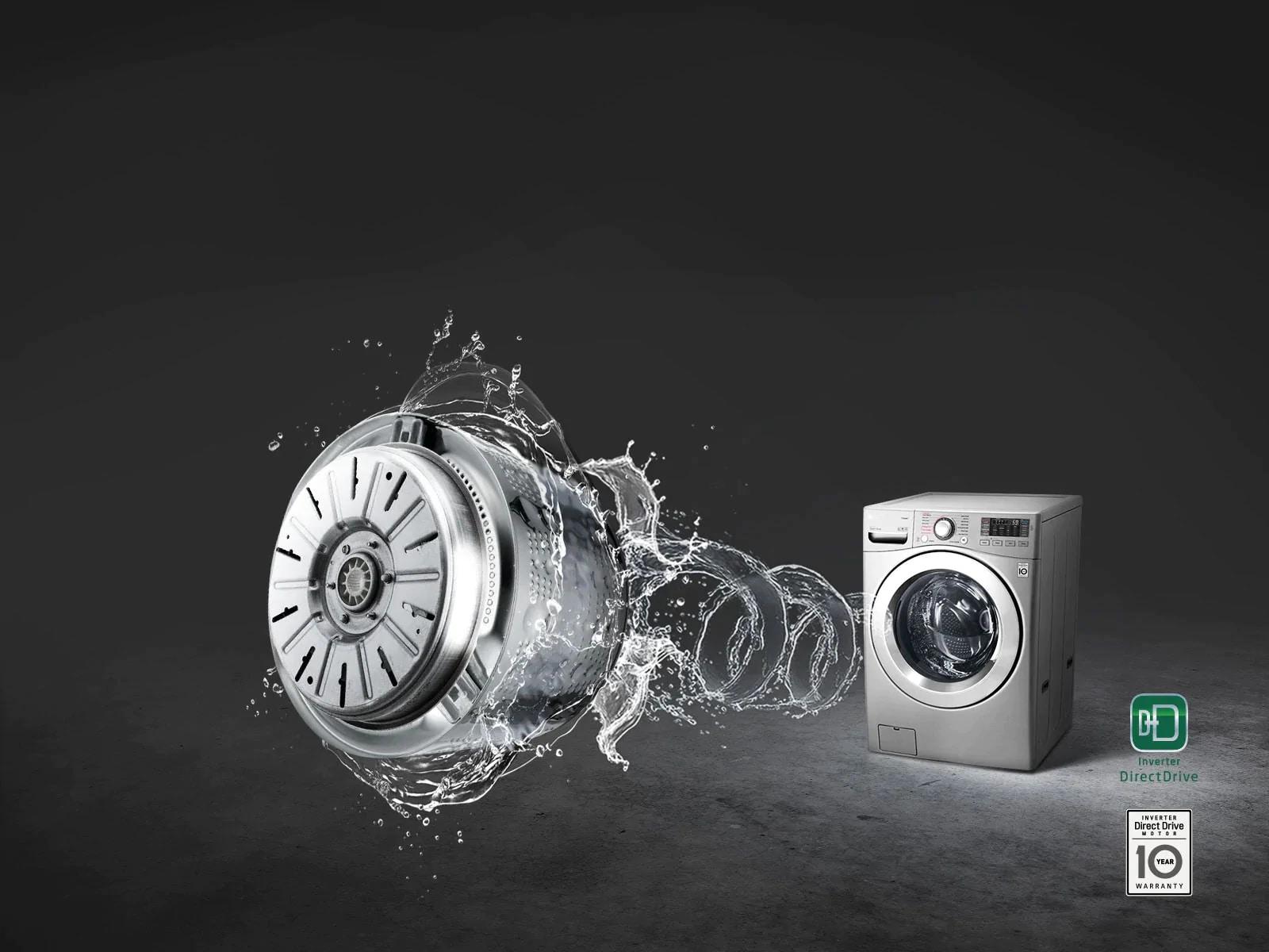 محرك الدفع المباشر ذو العاكس