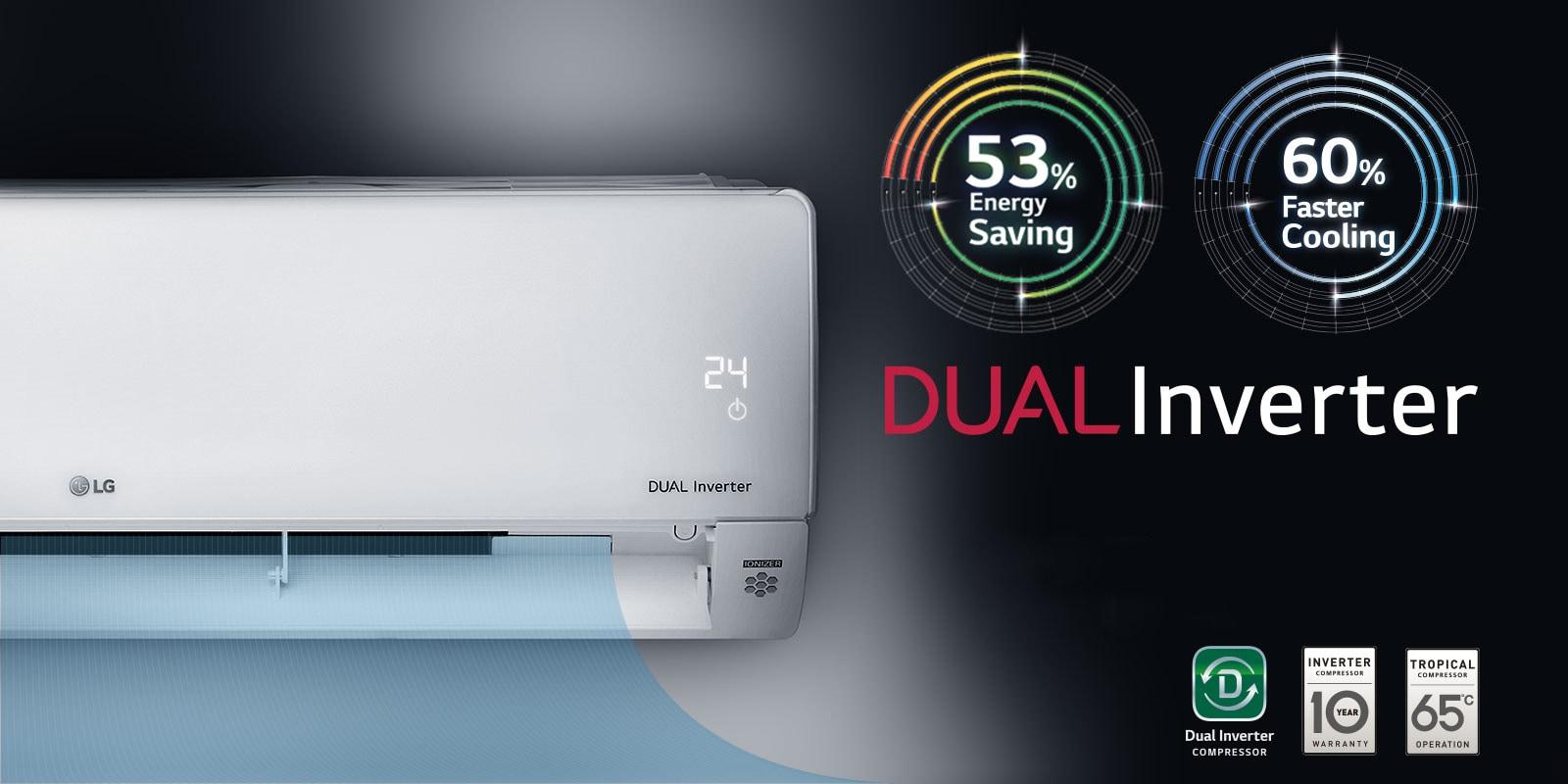 LG Air Conditioners: Stay Cool & Comfortable | LG Saudi Arabia