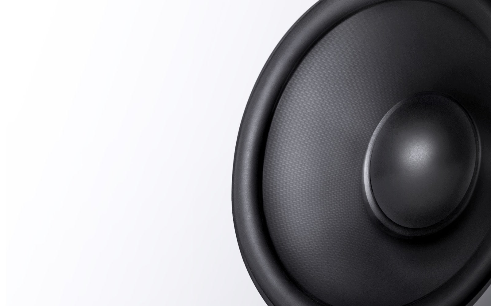 Carbon Woofer for a High Fidelity Sound1