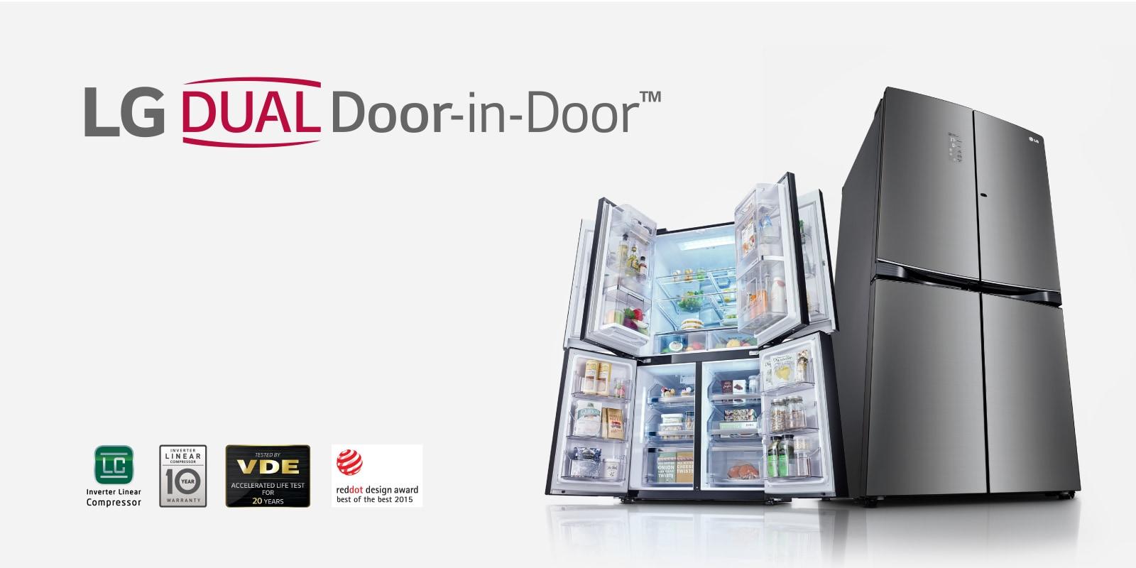 french door side by side refrigerators lg sa. Black Bedroom Furniture Sets. Home Design Ideas