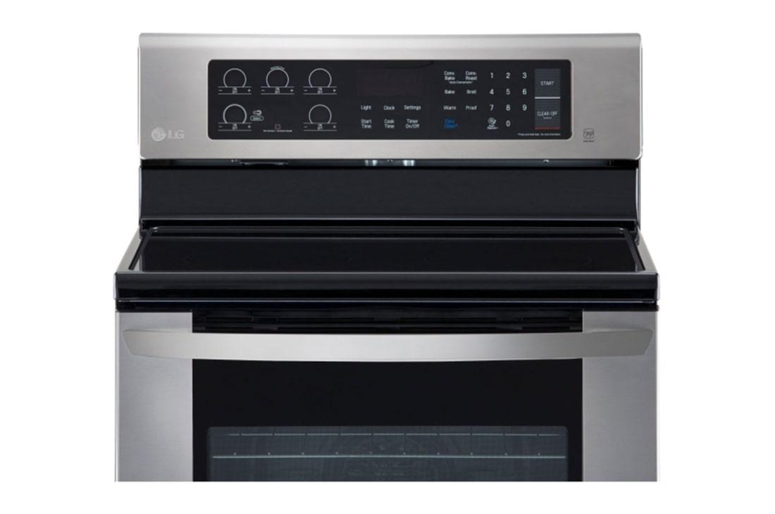 LG 6.3 Cu.ft Free standing Electric Oven, Big Capacity, True