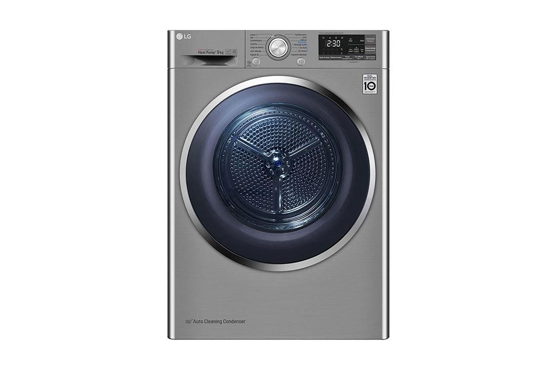 Lg Rc90u2ev2e 9kg Dual Inverter Dryer