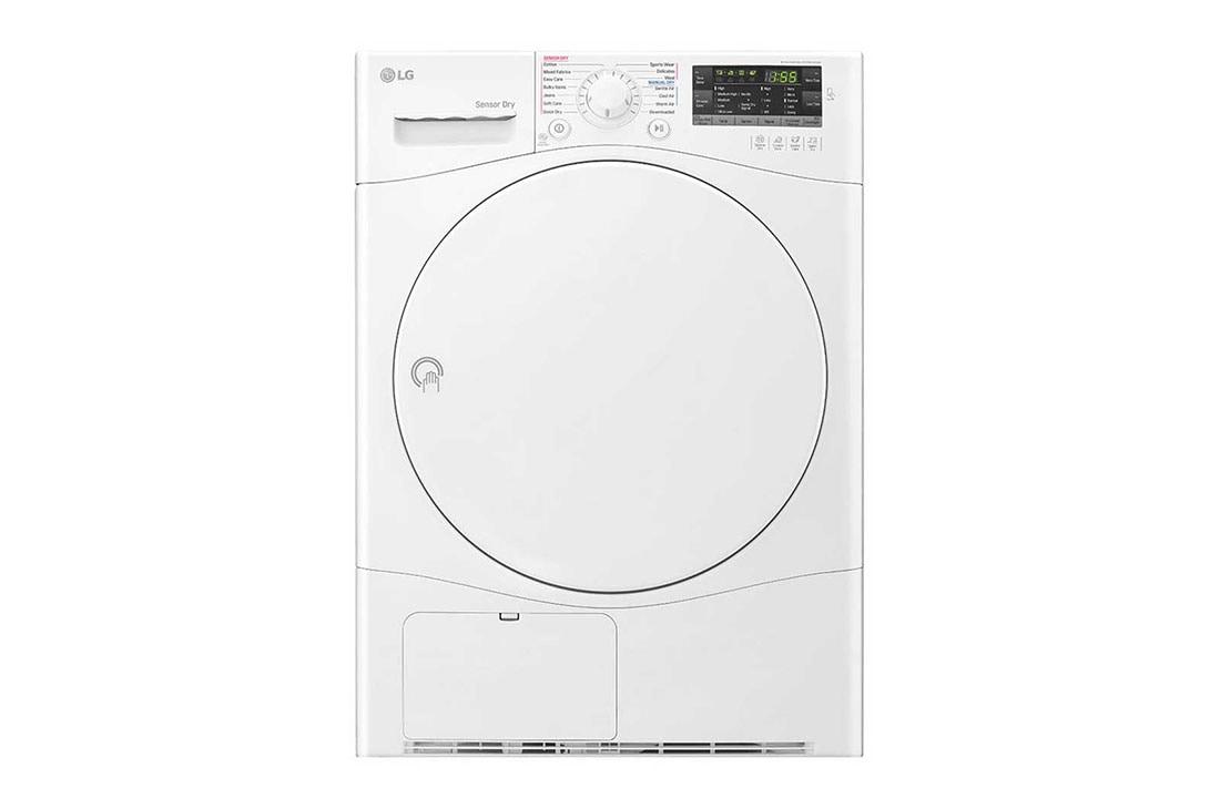 LG 7Kg Condensing Type Dryer, Sensor Dry, White Color, Smart Diagnosis | LG  Saudi Arabia