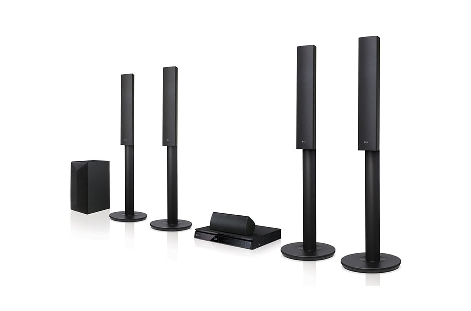 LG Home Theater LHB655 1