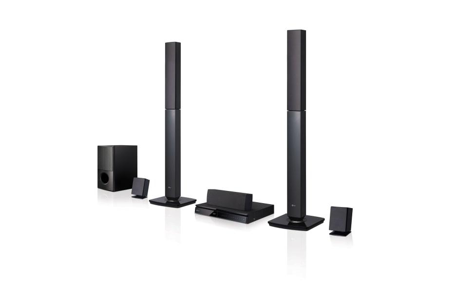 LG Audio & Video LHD647 1