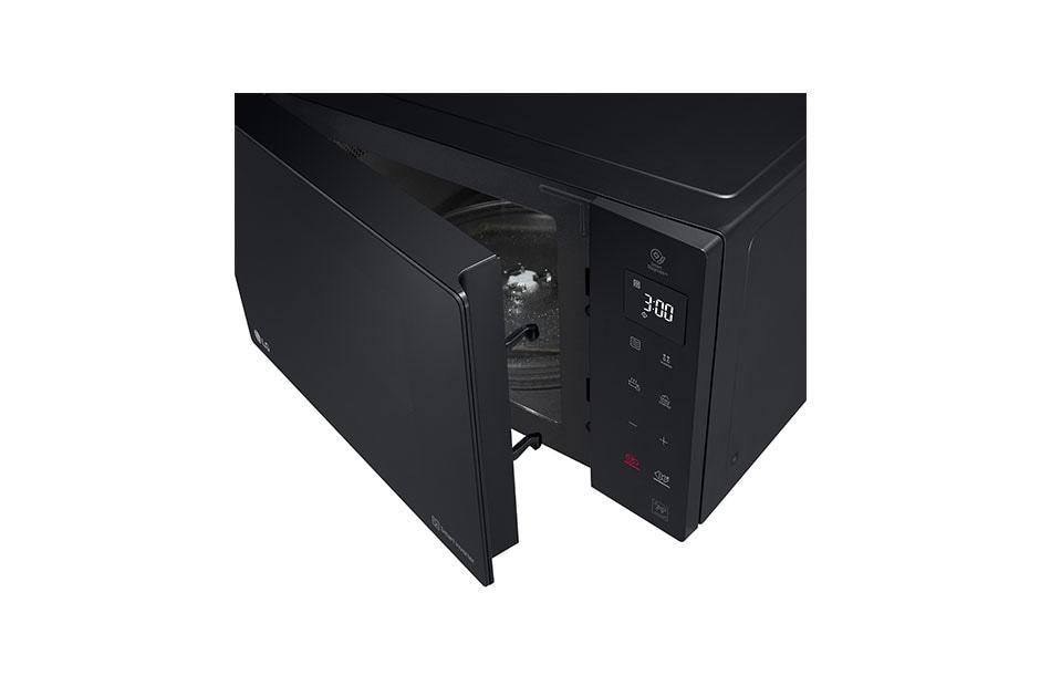 Lg Neochef Microwave 25l Solo Black