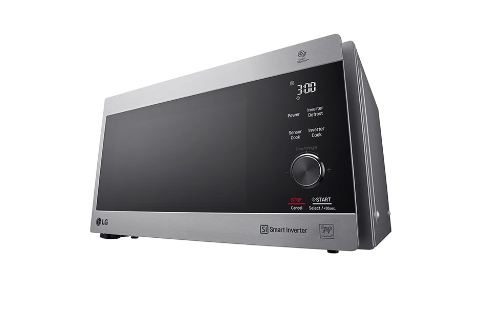Lg Neochef Microwave 42l Grill Sts