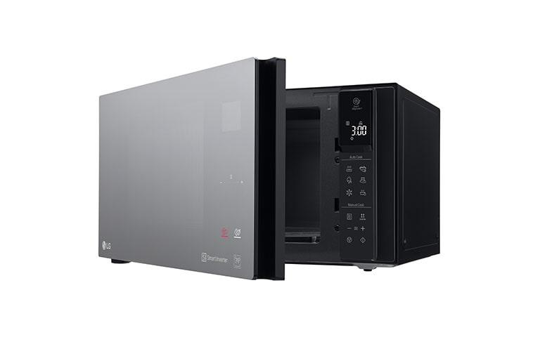Lg Neochef Microwave 42l Solo Black