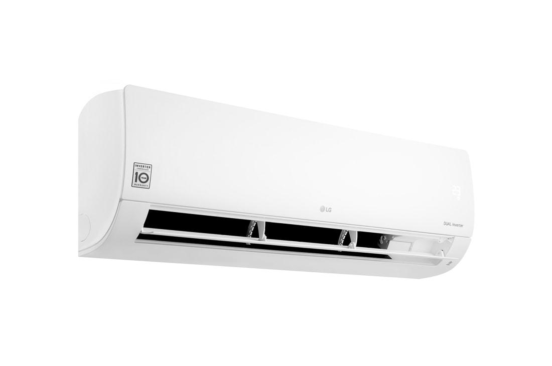 تكييف هواء سبليت بعاكس مزدوج سخن وبارد NK242H3 NK0 أبيض/أصفر