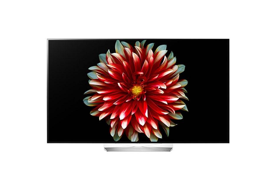 lg 55 4k oled tv 55b7v dolby atmos dolby vision lg saudi arabia. Black Bedroom Furniture Sets. Home Design Ideas