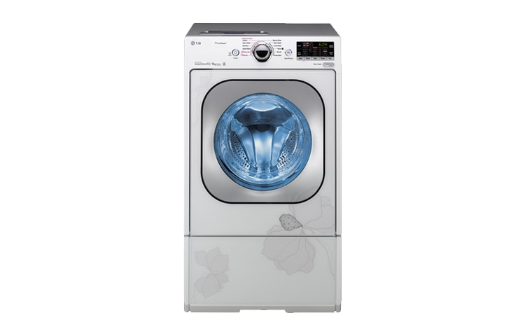 LG Washing Machines F1232RDSW thumbnail 1