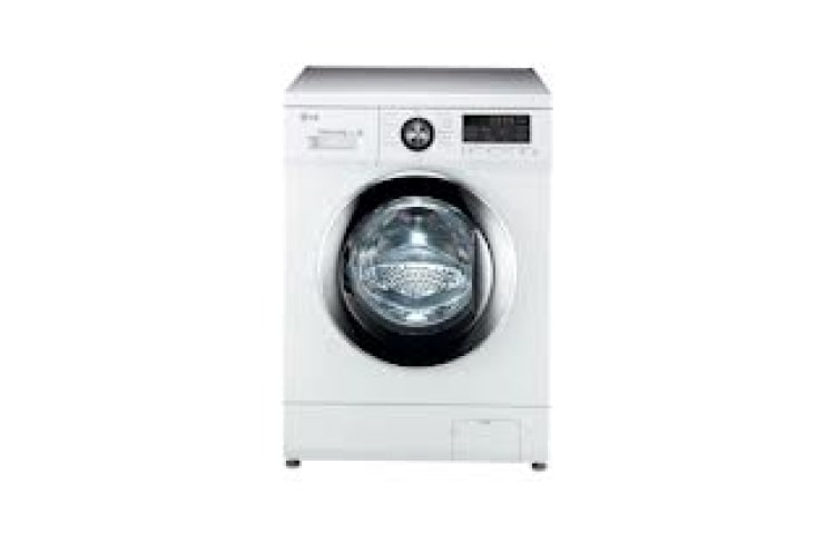 LG Washing Machines F1481TDP2 thumbnail 1