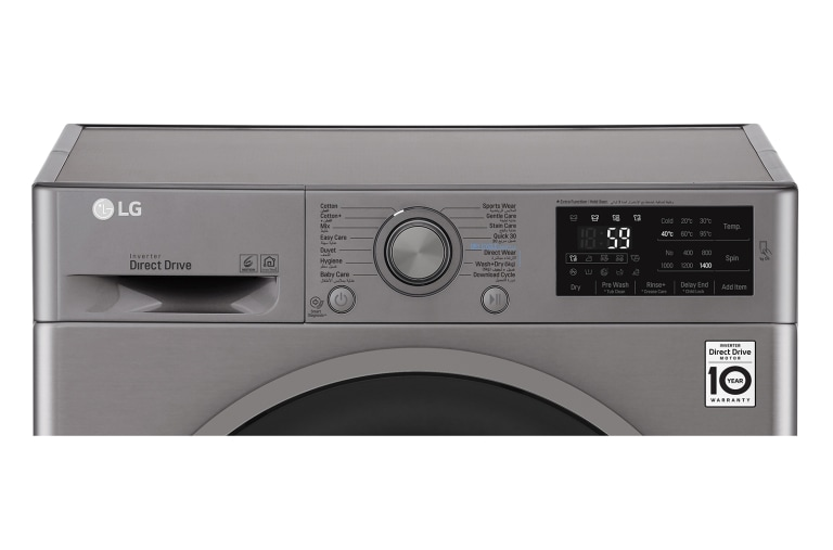 LG Washing Machines WCC0805XM thumbnail 12