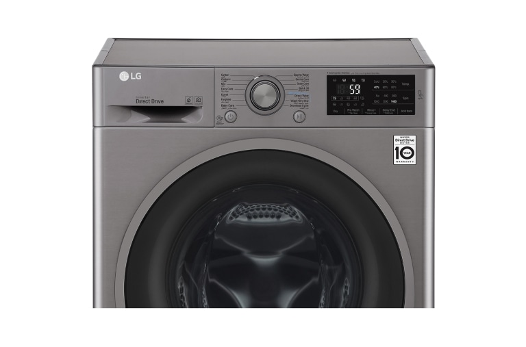 LG Washing Machines WCC0805XM thumbnail 14