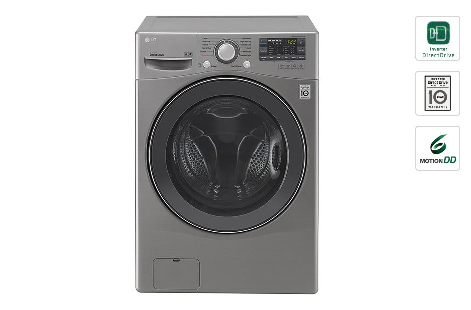 Upgrade Your Life With Lg Front Load Washer Dryer Combo