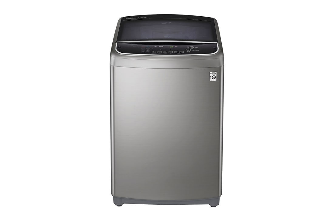 LG 16 Kg Top Load washing Machine, Stainless Silver Colour