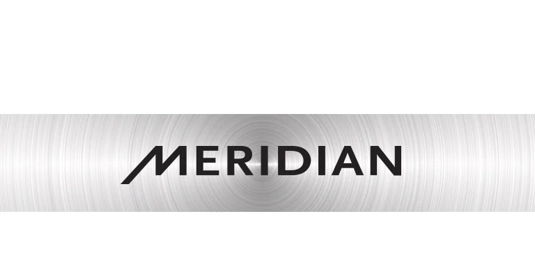 "An image of the ""Meridian"" logo"