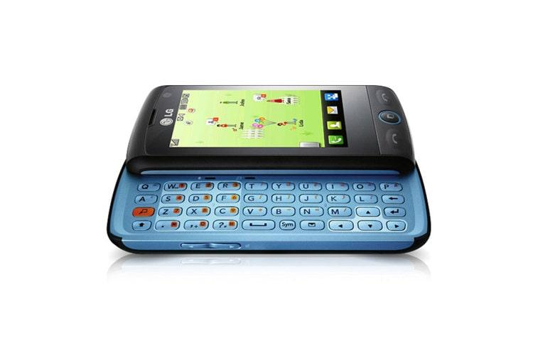... LG Mobiltelefoner Mobiltelefon med 3 MP-kamera a5a2f1d0718d0
