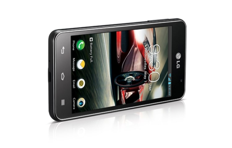 "LG Mobiltelefoner 4,3"" IPS-skärm, 4G,1.2 GHz Dual core-processor, Android 4.1, 5MP kamera thumbnail 6"