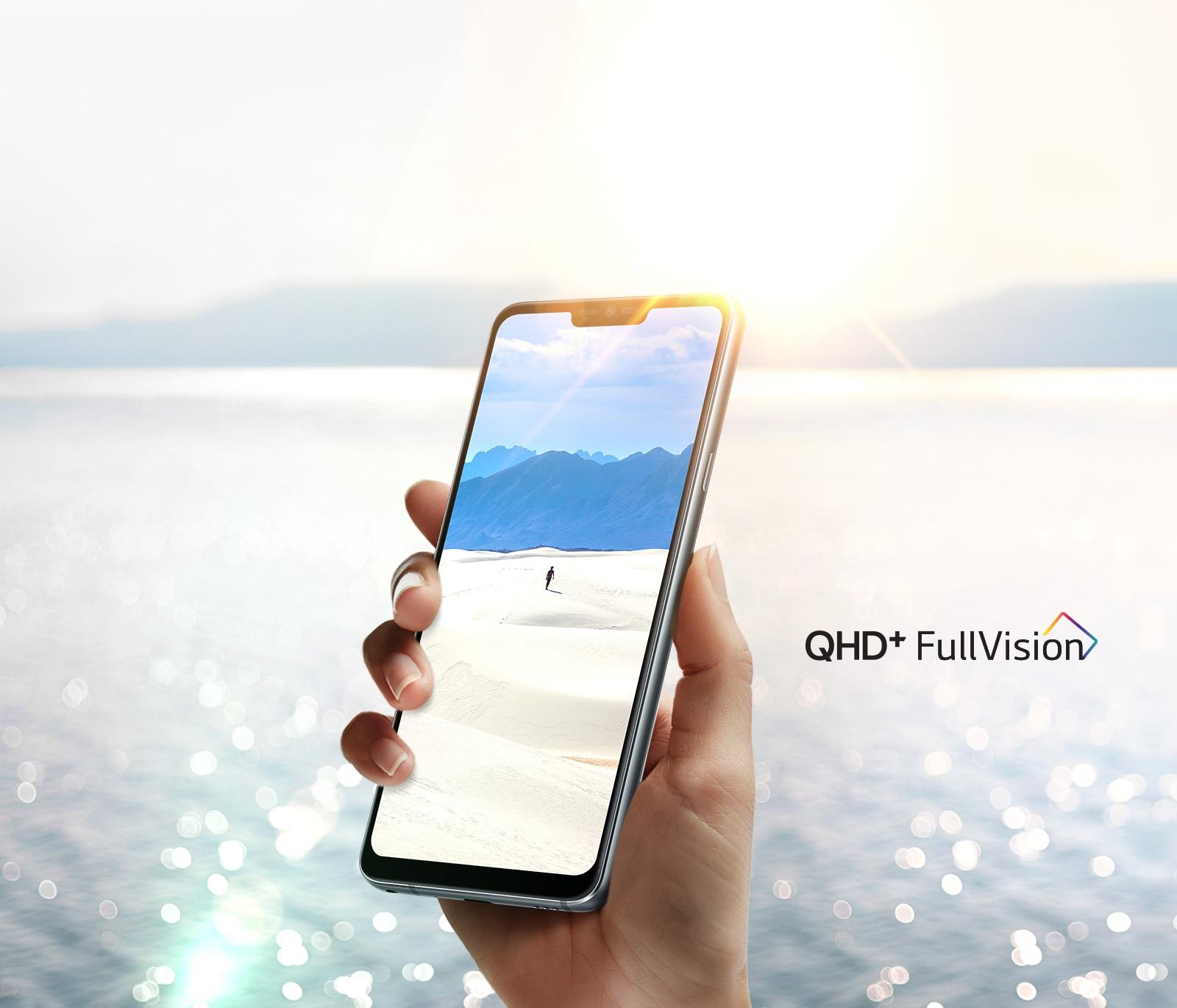 LG G7+ ThinQ | LG Electronics SG