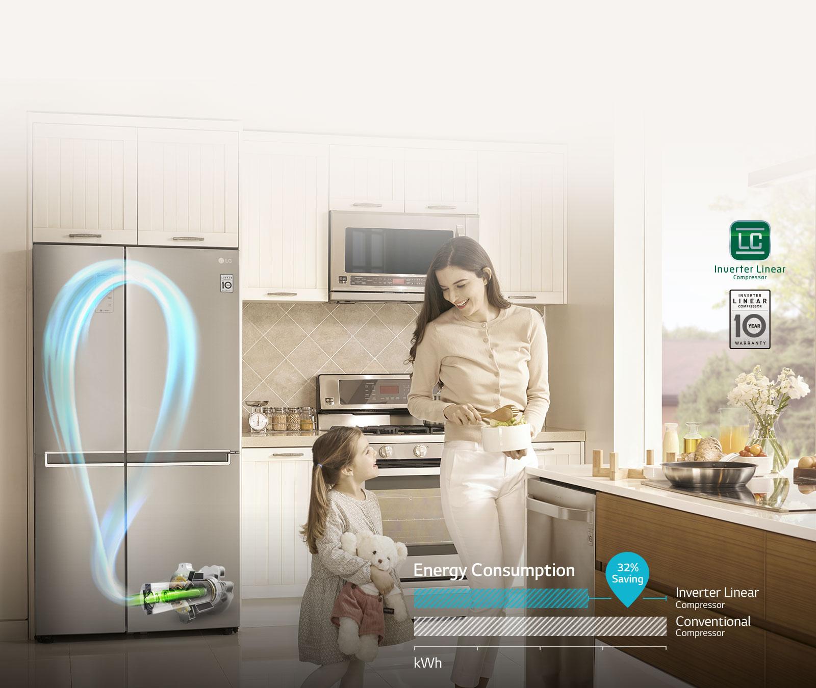 GS-B6267GV_Side-by-Side_Refrigerator_InverterLinearCompressor_D_v1