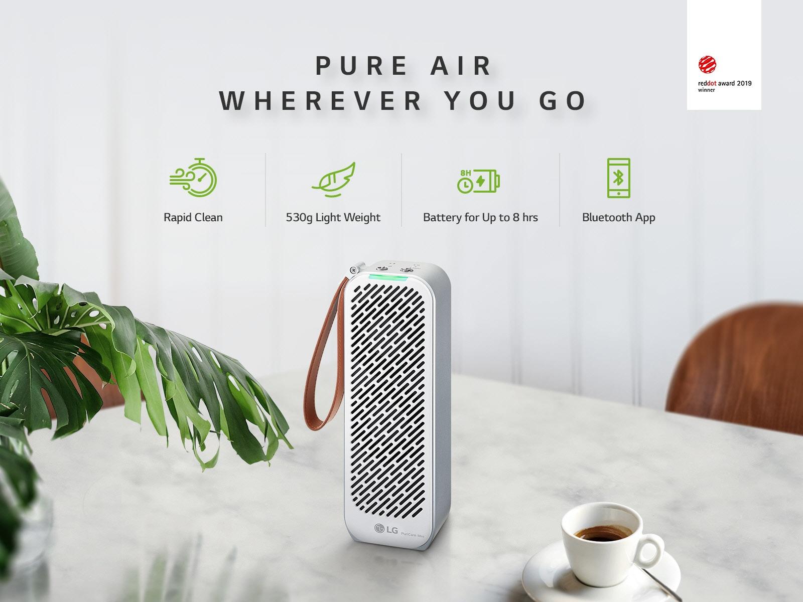 AP151MWA1-PuriCare-Mini-White-01-Pure-Air-Desktop