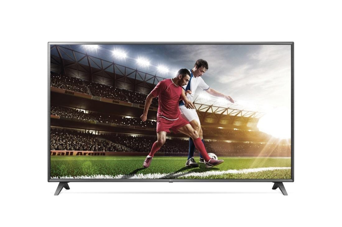 LG Commercial TV 86UU640C 1