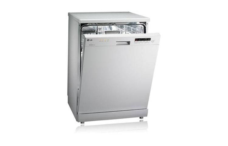 lg 14l direct drive dishwasher with smartrack lg electronics sg. Black Bedroom Furniture Sets. Home Design Ideas