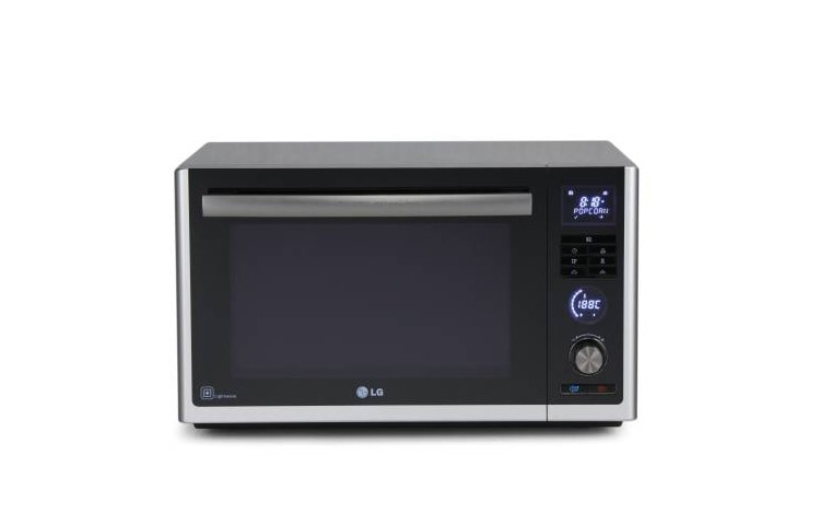 32l Charcoal Heater Microwave Oven Lg Mj3281bc