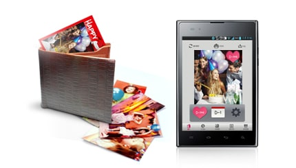 Keep your special day with Pocket photo