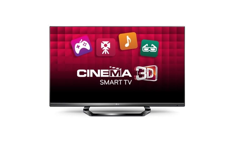 55 Lm6410 Cinema 3d Smart Tv Led Tv Lg Electronics