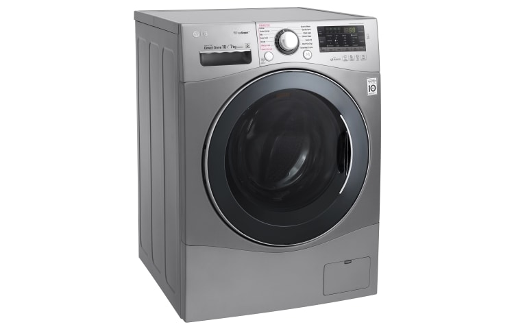 lg truesteam inverter direct drive washer manual