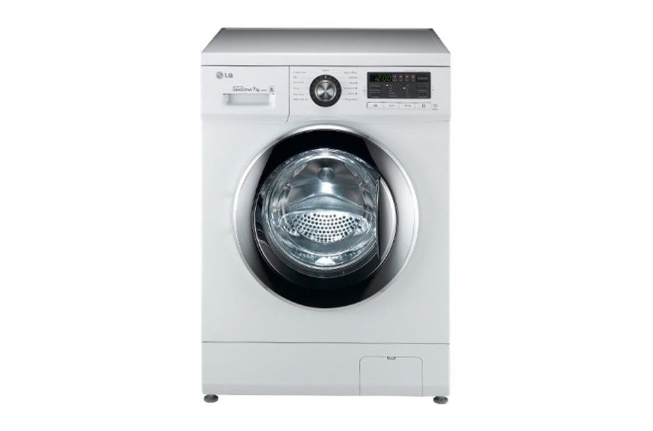 lg 8kg 6 motion inverter direct drive front load washing machine lg electronics sg. Black Bedroom Furniture Sets. Home Design Ideas