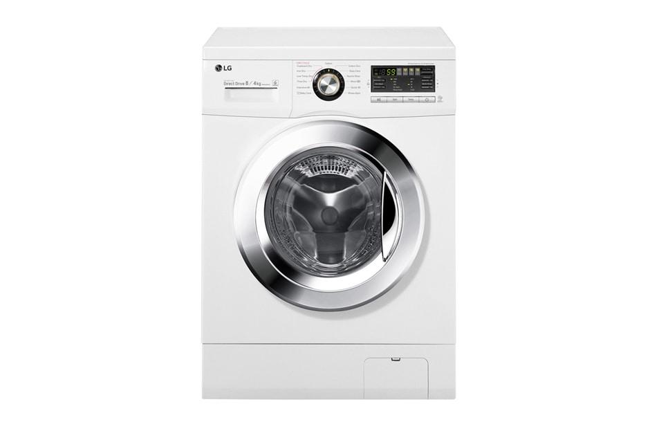 hot sale online 010ac 5d6c9 LG 8/4kg, 6 Motion Inverter Direct Drive Washer Dryer | LG ...