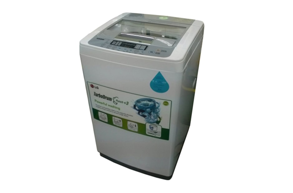 lg 7kg turbo drum top load washing machine lg electronics sg. Black Bedroom Furniture Sets. Home Design Ideas
