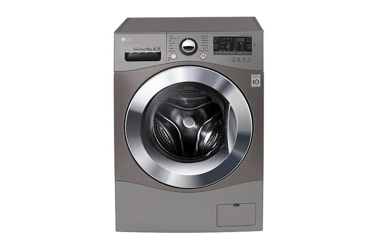 LG Washing Machines F1410SPRE thumbnail 1