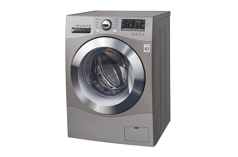 LG Washing Machines F1410SPRE thumbnail 3