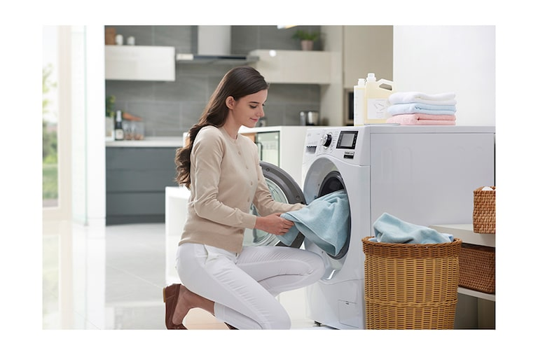 LG Washing Machines F1410SPRE thumbnail 11
