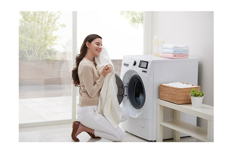 LG Washing Machines F1409NPRW thumbnail 13