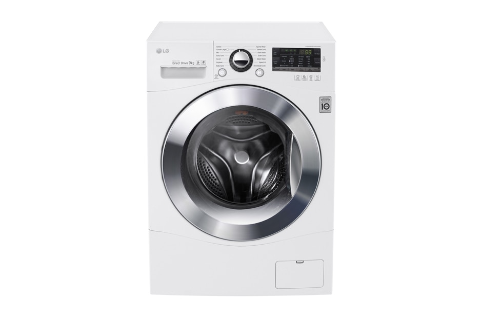 LG Washing Machines F1409NPRW 1