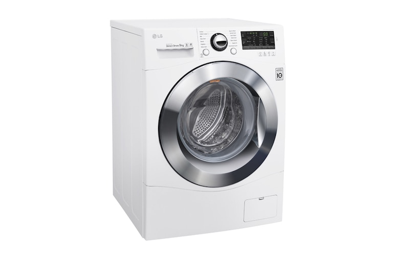 LG Washing Machines F1409NPRW thumbnail 2