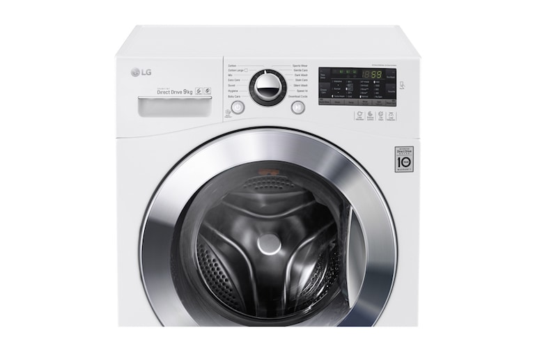 LG Washing Machines F1409NPRW thumbnail 9