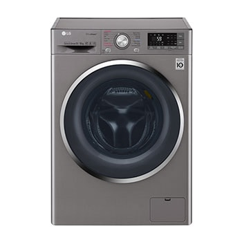 9/6kg, Smart Washer Dryer with 6 Motion Inverter Direct Drive 1