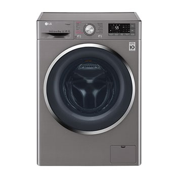 8kg, Front Load Smart Washing Machine with 6 Motion Inverter Direct Drive1
