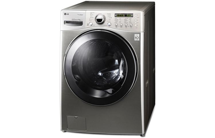 LG 17/9kg, 6 Motion Inverter Direct Drive Washer Dryer ...