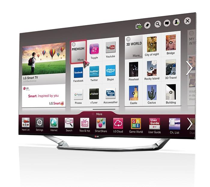 Lg Smart Tv Apps