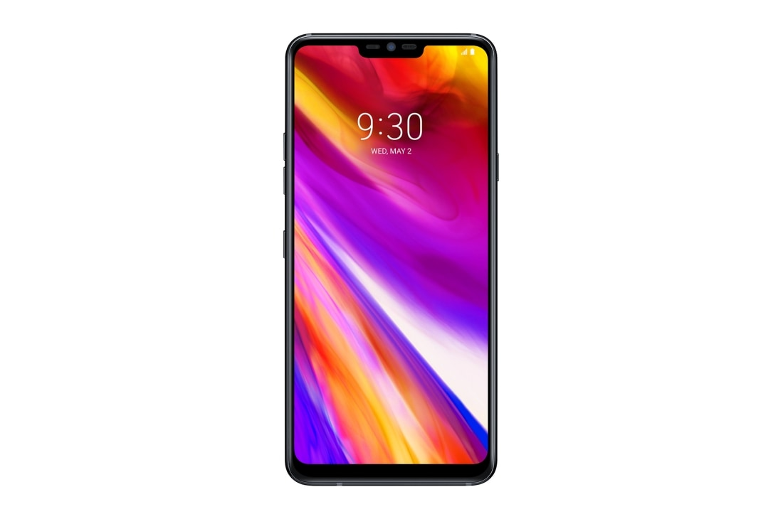 "Telefóny LG G7 ThinQ, 6.1"" FullVision RGBW displej, 64GB pamäť, 4GB RAM, 2,8 GHz octa-core, 16MP + 16MP, 3.000mAh 1"